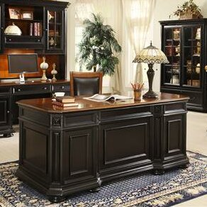 Stina 3 Piece Desk Office Suite