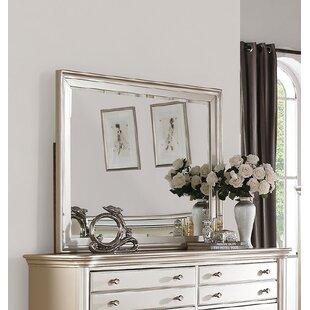 Tiya Rectangular Dresser Mirror