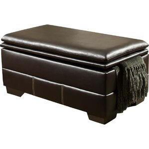 Simmons Upholstery Merriwood Storage Ottoman by Alcott Hill