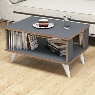 Gebhart Modern Coffee Table by Ebern Desi..