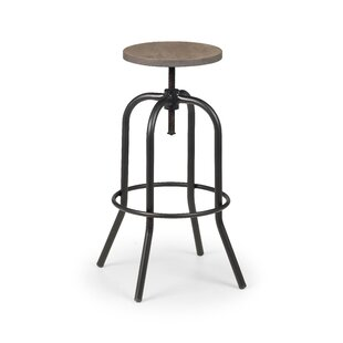 Boyes Height Adjustable Swivel Bar Stool By Williston Forge