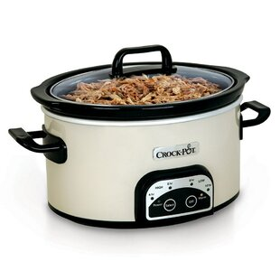 4 Qt. Smart-Pot Digital Slow Cooker