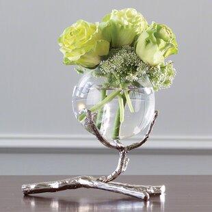 Small Novelty Glass Vase