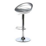 Toups Adjustable Height Bar Stool by Wade Logan®