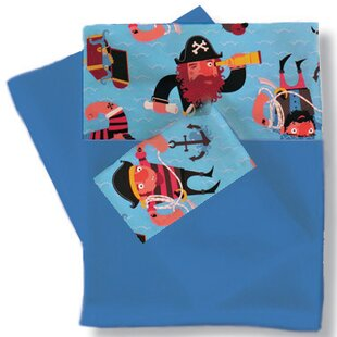 Pirate Pals Sheet Set