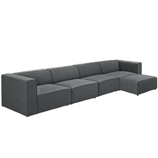 Brayden Studio Chaudhry Sectional