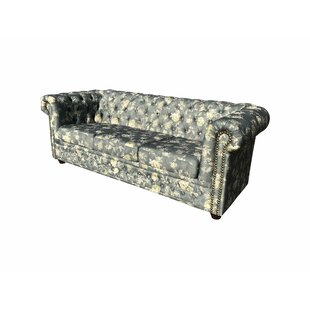 Marilyn 3 Seater Chesterfield Sofa By Rosalind Wheeler