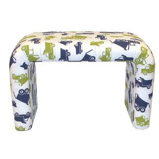 Brighton Home Youth Upholstered Kids Bench