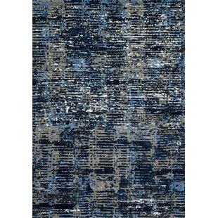 Compare Abbie Blue/Gray Area Rug By Williston Forge