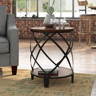 Sibert End Table ByTrent Austin Design