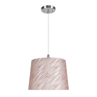 Fleur De Lis Living Coppedge 1 Light Single Cylinder Pendant Wayfair