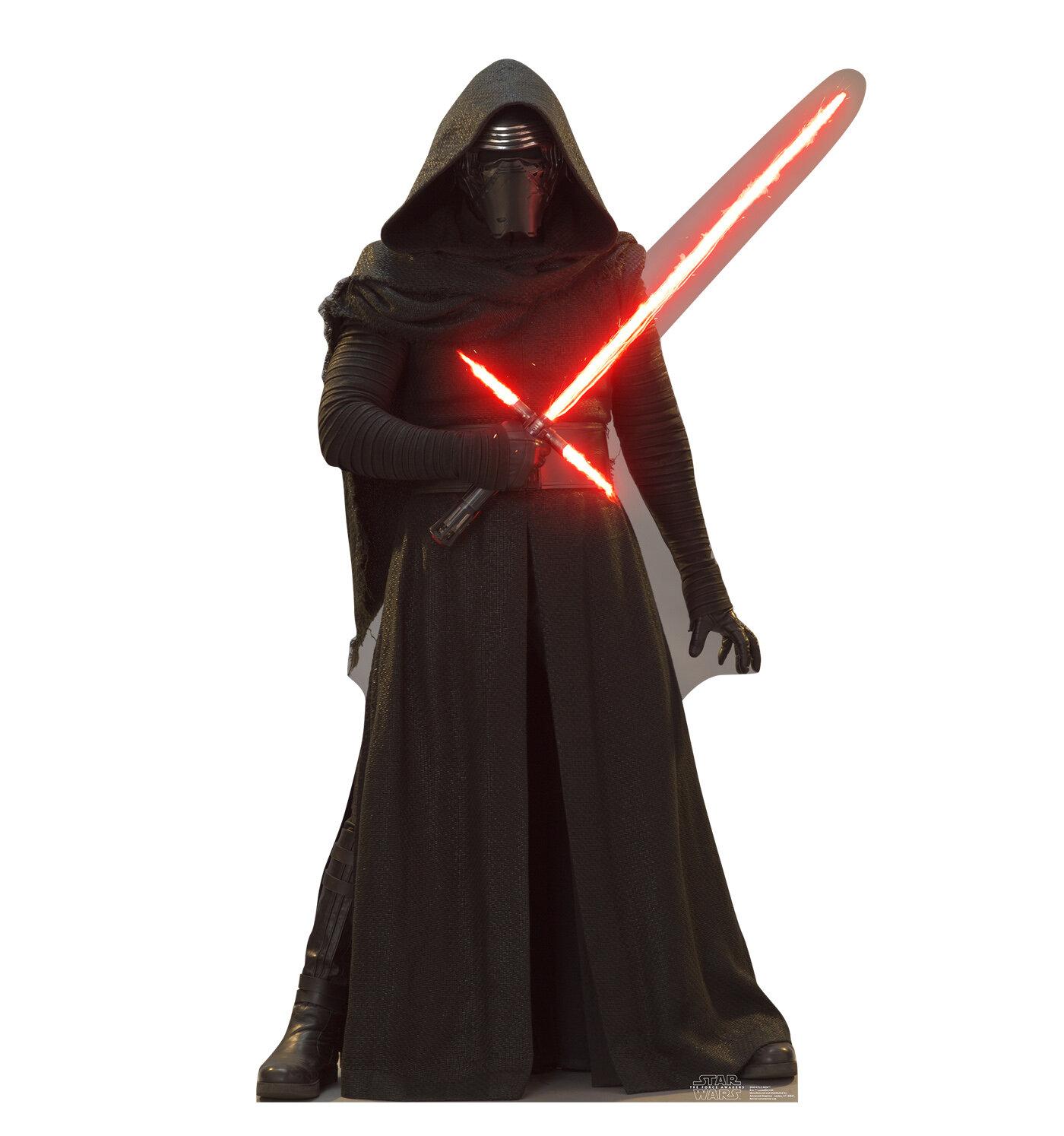 Advanced Graphics Star Wars Episode Vii The Force Awakens Kylo Ren Cardboard Cutout Reviews Wayfair