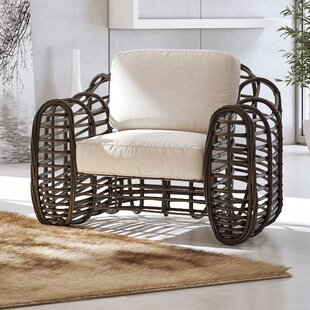 UrbanMod Sapodilla Lounge Chair with Cush..