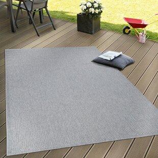 Edington Flatweave Grey Rug Image
