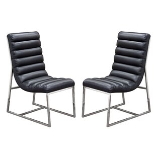 Bardot Side Chair (Set of 2) Diamond Sofa