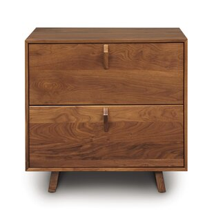 Keaton 2 Drawer Nightstand by Copeland Furniture