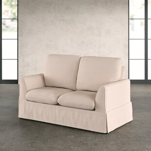 Read Reviews Liberty Hill Transitional Loveseat by Greyleigh Reviews (2019) & Buyer's Guide