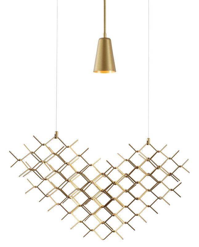 1 Light Geometric Pendant Amp Reviews