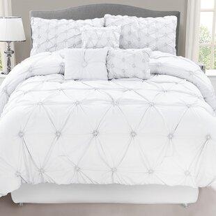 Fearn 7 Piece Comforter Set