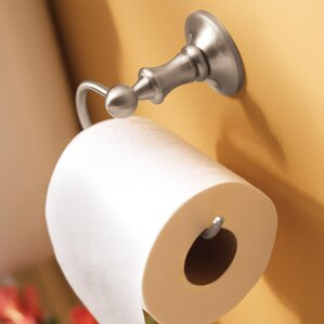 danbury wall mounted toilet paper holder - Wall Mount Toilet