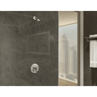 Symmons Dia Pressure Balance Shower Faucet with Lever Handle