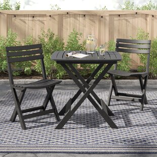 Caroyln 2 Seater Bistro Set By Zipcode Design