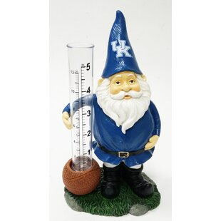 Resin Gnome Rain Gauge by Seasons Designs
