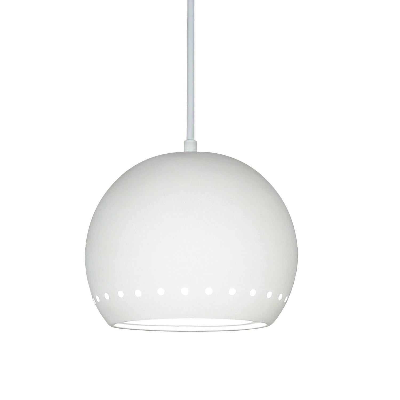 A19 Islands Of Light Collection 1 Light Single Globe Pendant Wayfair