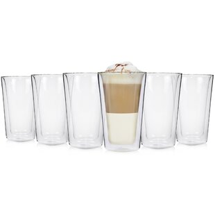 250ml Ceramic Drinking Glass (Set Of 6) By Sänger