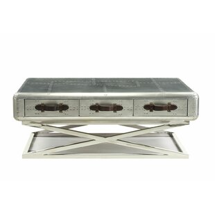 Carrico Coffee Table With Storage By Breakwater Bay