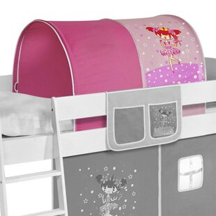 Princess Bunk Bed Tunnel By Zoomie Kids