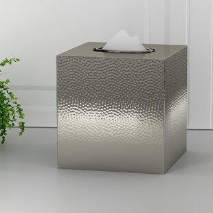 Classic Boutique Tissue Box Cover ByNU Steel