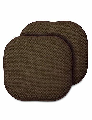Symple Stuff Memory Foam Chair Pad U0026 Reviews | Wayfair