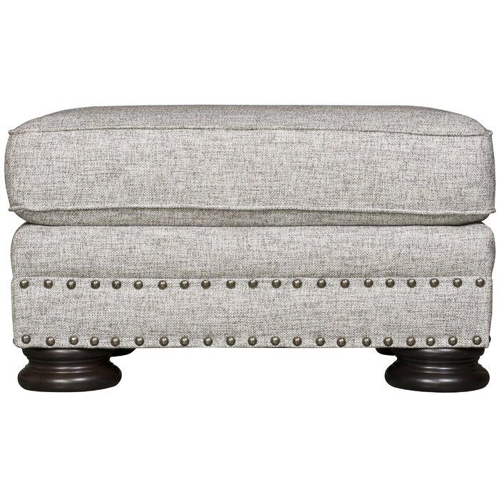 Marvelous Foster Ottoman Theyellowbook Wood Chair Design Ideas Theyellowbookinfo