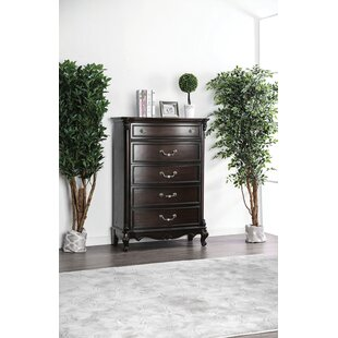 Pineview 5 Drawer Chest by Astoria Grand