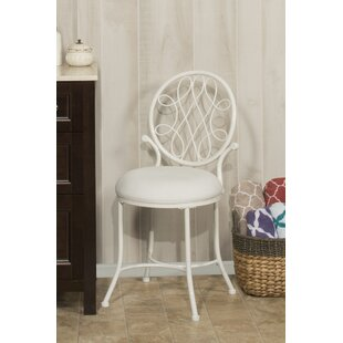 Fine Louella Vanity Stool Bralicious Painted Fabric Chair Ideas Braliciousco