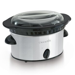 Double Dipper 1 Quart Food Warmer By Crock Pot