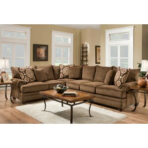 Sealy Twill Sectional  sc 1 st  Wayfair : sealy sectional - Sectionals, Sofas & Couches
