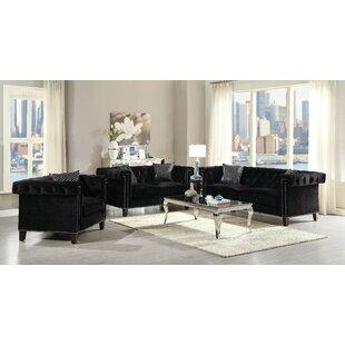 Willa Arlo Interiors Grosvenor Configurable Living Room Set