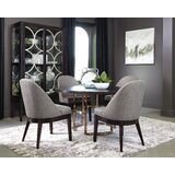 Scandia 5 Piece Dining Set by Everly Quinn