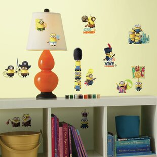 Lampshades Ideal To Match Despicable Me Duvets /& Minion Wall Decals /& Stickers.
