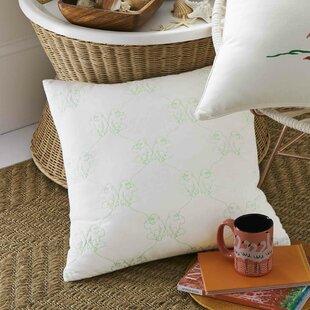 Cyprien 100% Cotton Throw Pillow