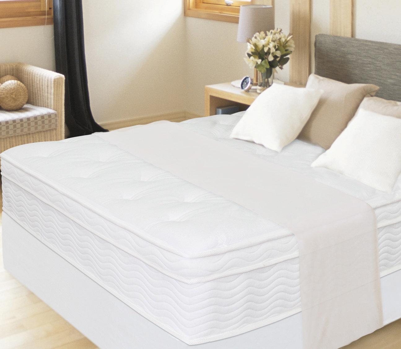 the twillery co 13 homer medium innerspring mattress reviews