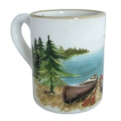 Cabin Lodge Coffee Mugs Teacups From 30 Until 11 20 Wayfair Wayfair