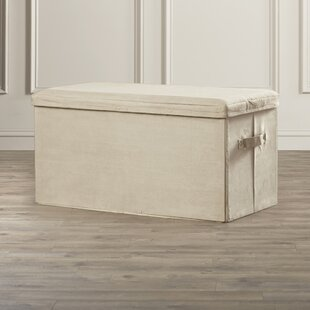 Rebrilliant Upholstered Storage Bench