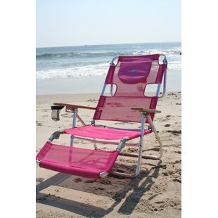 3 in 1 Reclining Beach Chair