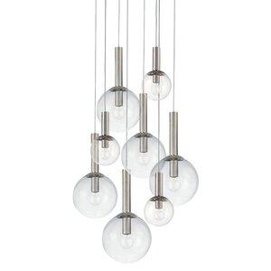 Bubbles 8-Light Pendant