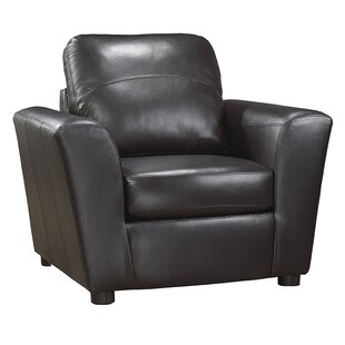 Coja Delta Italian Leather Club Chair