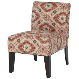 Lucy Ikat Slipper Chair by Zipcode Design