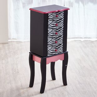 Fashion Prints Jewelry Armoire by Teamson Kids